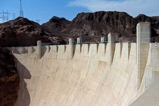 Hoover Dam from the Las Vegas collection by Ryan Keiser