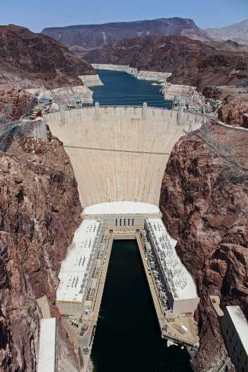 Hoover Dam 2 from the Las Vegas collection by Ryan Keiser