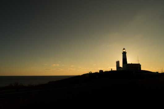 Montauk5 from the Montauk Lighthouse  collection by Chris Priedemann