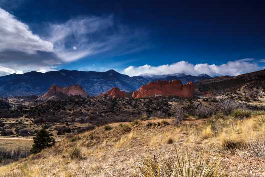Garden of the Gods & Pikes Peak from the Natural Colorado Beauty collection by Natural Colorado Beauty