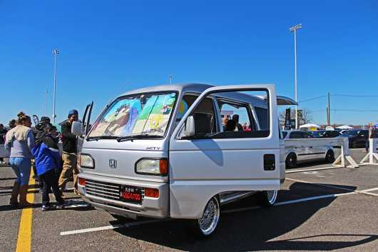 Old School Honda Van from the HDAY Spring 2017 collection by Ryan Keiser