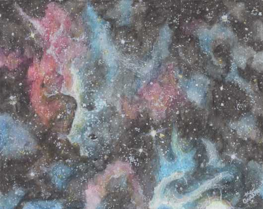 Space to Dream from the Prints collection by Arielle Shaina Art