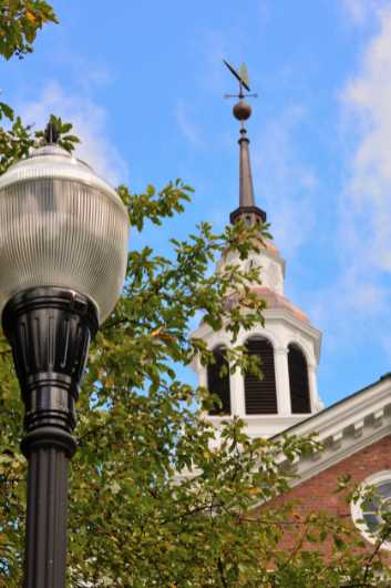 baker w lamp pole from the Barns of Groton collection by jndphoto