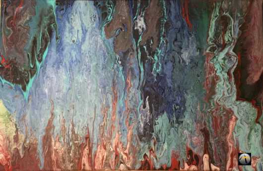 earth.jpg from the Hibbler-Art.com: Pours collection by Annette Hibbler