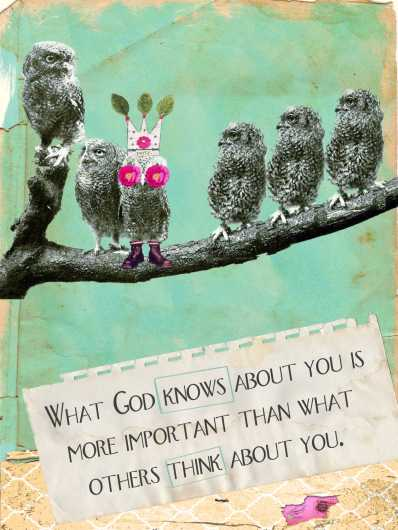 What God Knows from the Andrea M Design Art Prints collection by Andrea M Designs