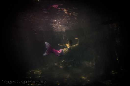 La Sirene from the Underwater collection by Greyson Carlyle