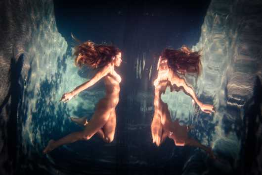 Ange Ascendant from the Underwater collection by Greyson Carlyle