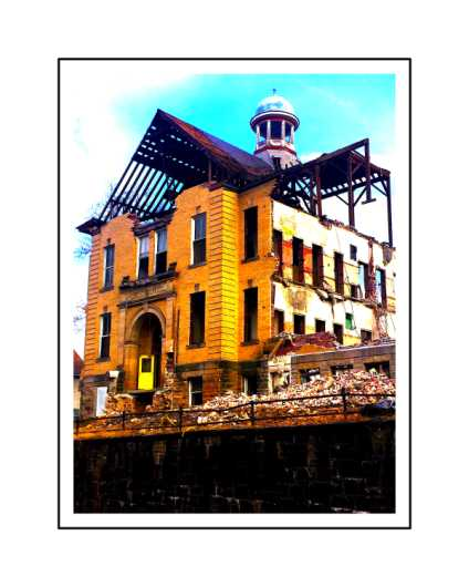 Roxbury Print Format from the Johnstown Area Photos collection by KWelsh Frameworks