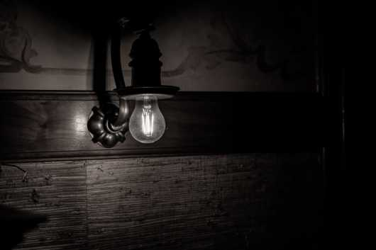 Light in the Dark - B&W from the For Sale collection by Robert Fortner Photography