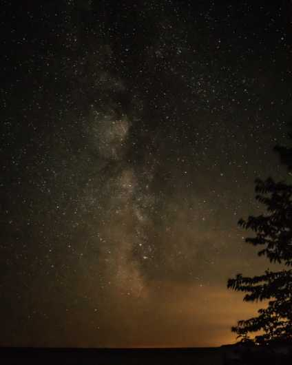 MilkyWay over Lake Superior from the For Sale collection by Robert Fortner Photography