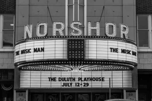 NorShor Theater from the For Sale collection by Robert Fortner Photography