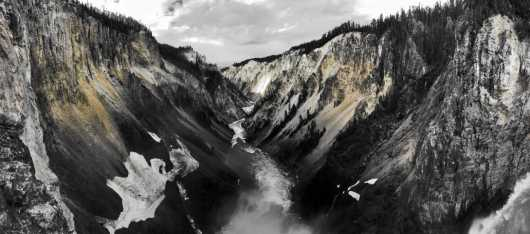 Grand Canyon of Yellowstone from the Travel collection by DoubleF