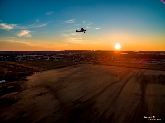 RC Flying Sunset from the DDronegraphy Website Uploads collection by Damon's Droneography