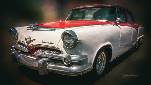 Dodge Royal from the Trains Planes Automobiles collection by Steve Kelley