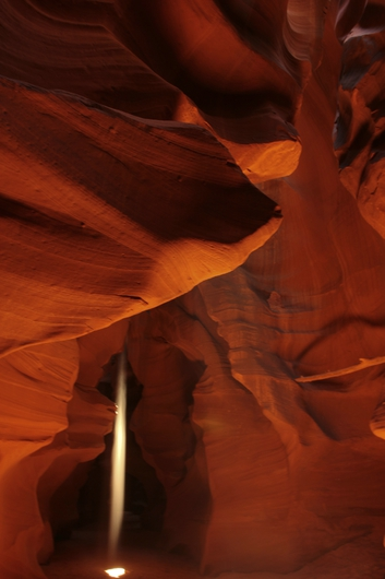 Antelope Canyon from the Landscapes collection by Richard Milligan