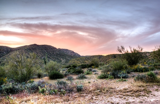 Apache Trail Sunset from the Landscape Collection collection by Impressions By JenneLynne