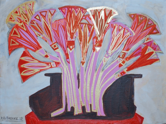 Plants I from the monaart collection by Mona A. El-Bayoumi