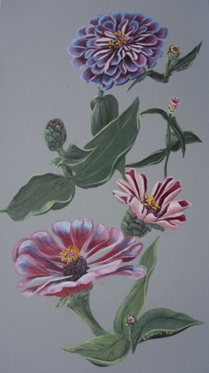dalia3.tiff from the Floral collection by Ewaldart