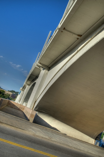 Under the Bridge from the Downtown Chattanooga collection by Jeremy Screws