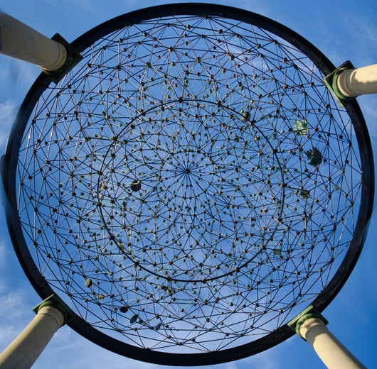 Wire Dome from the Downtown Chattanooga collection by Jeremy Screws