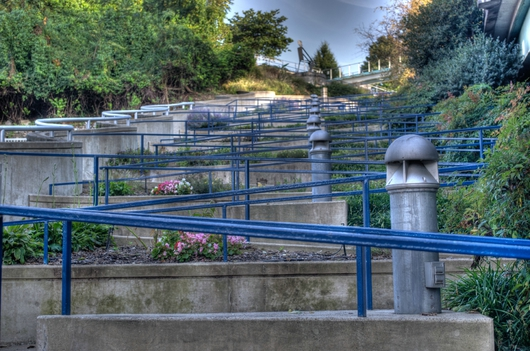 Stairway to Heaven from the Downtown Chattanooga collection by Jeremy Screws