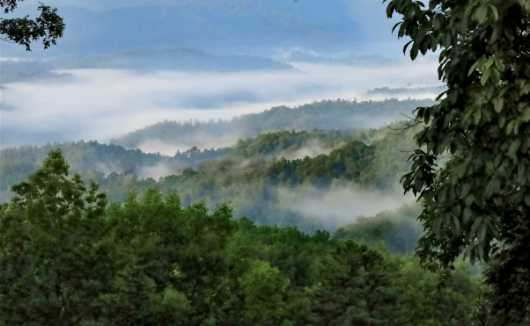 Blowing Rock 2 from the Landscapes collection by Gobblers Ridge Art