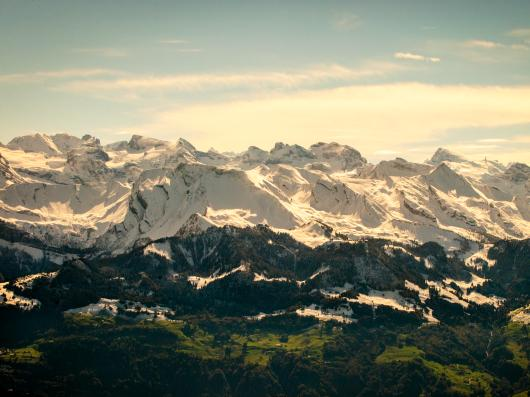 Swiss Alps from the Pro Seller Album collection by Sonny Banks Photography