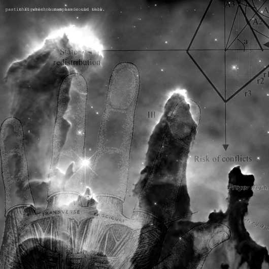 Pillars of Creation from the The weird stuff collection by Nikholas Newell