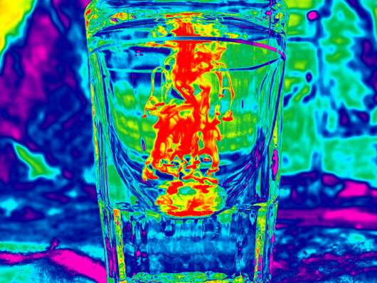 Thermal Heat from the Bar Shot collection by Jessica Bach