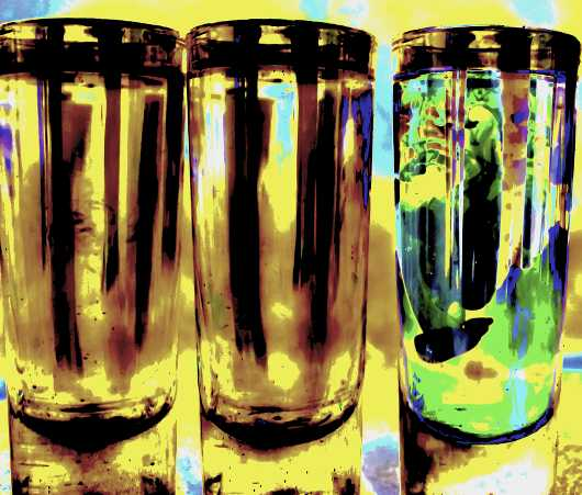 True Colors from the Multiple Glasses collection by Jessica Bach