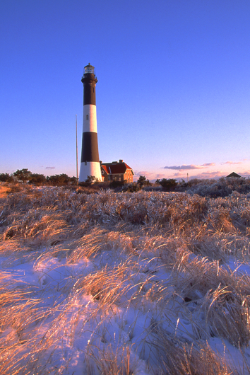 Fire Island Lighthouse from the Eastern Image collection by Eastern Image