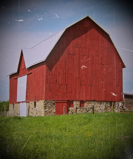 Family Barn from the Buildings collection by S. S. Photography