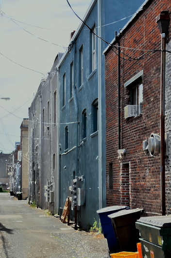 Alley from the Places collection by S. S. Photography