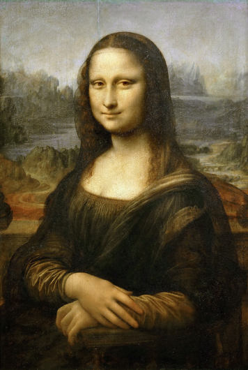 La Giocanda Mona Lisa from the Classic Paintings collection by Art4Artists