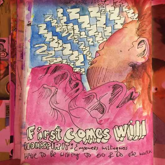 Misty Marie: First Comes Will from the Project Misty collection by studioMiguel