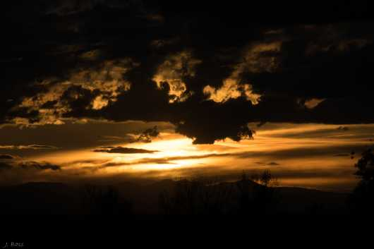 Golden Night Time from the Sun Sets collection by Jonathan D. Bass