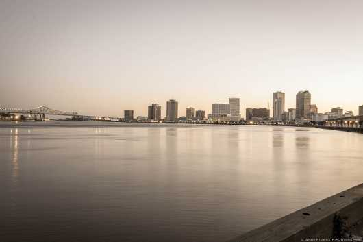New Orleans Skyline from the Gallery Photos  collection by Andy Rivera