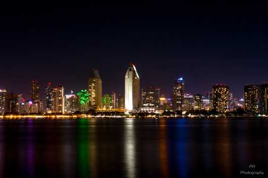 San Diego Skyline  from the Gallery Photos  collection by Andy Rivera