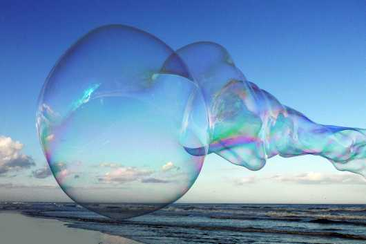 Bubble I, NSB from the Bubbles, NSB collection by Russell C Tucker