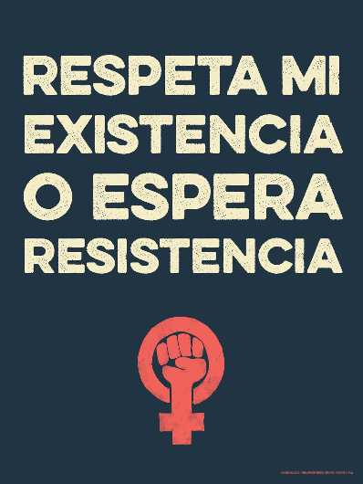 Respeta Mi Existencia from the Amplifier Project collection by Shepard Fairey
