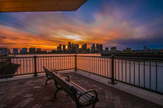 piers park sunset.jpg from the Sunrise/Sunset Photos collection by TJ Walsh Photography