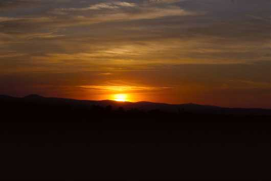 Groton Sunset from the Higher Being collection by jndphoto