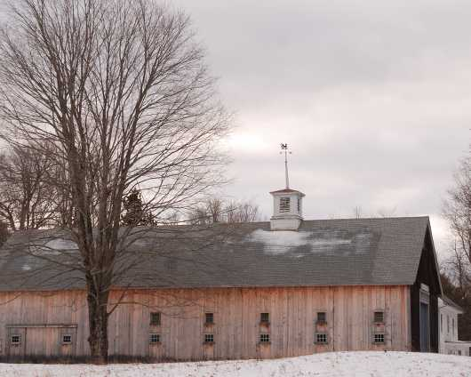 Long Barn Too from the Barns collection by jndphoto